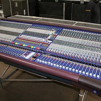 Used Midas Heritage 3000 48 Channel Analogue Console