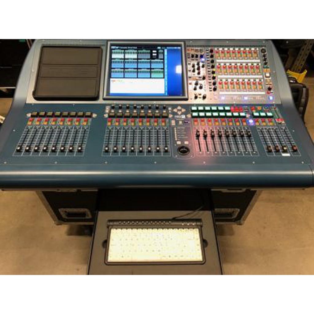 Midas Pro2-CC-TP with DL251 48/16 rack