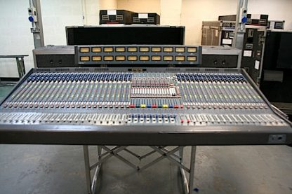 Used Midas XL3 48 Channel Analogue Console