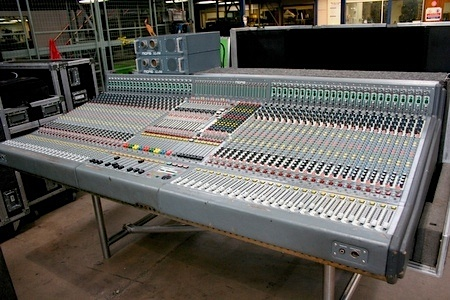 Used Midas XL4 48 Channel Analogue Console