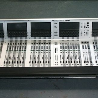 Soundcraft Vi6 CAT5