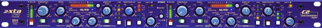 XTA C2 Dual Digital Compressor