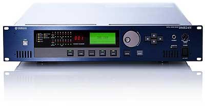 Used Yamaha DME24N Digital Mixing Engine