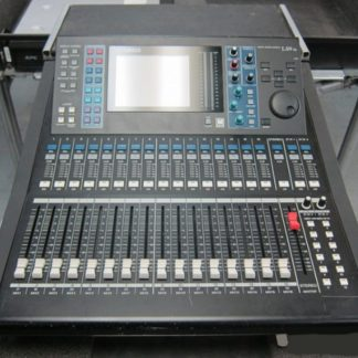 Used Lightweight and Compact Digital Mixer
