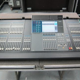 Used M7CL-48 Audio Mixing Console