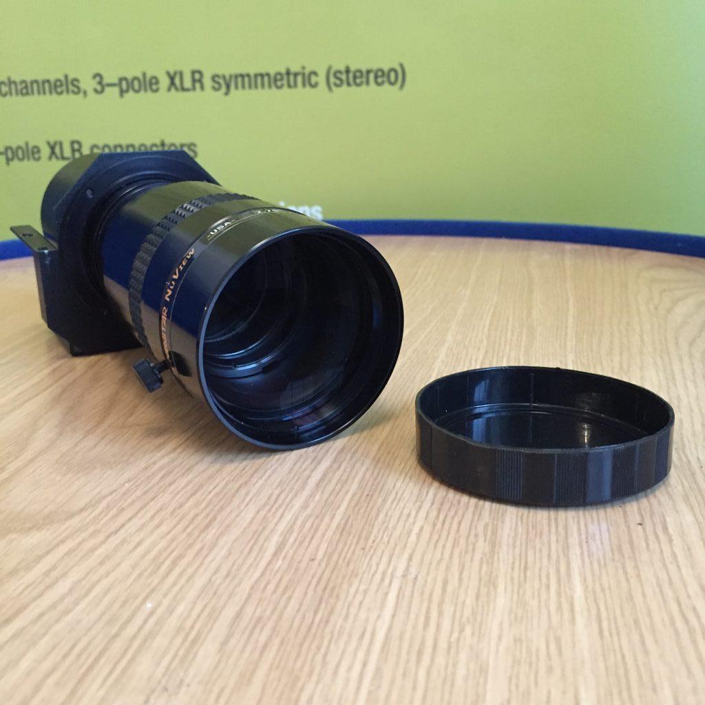 "Navitar - NuView 2.75-5"" Lens"