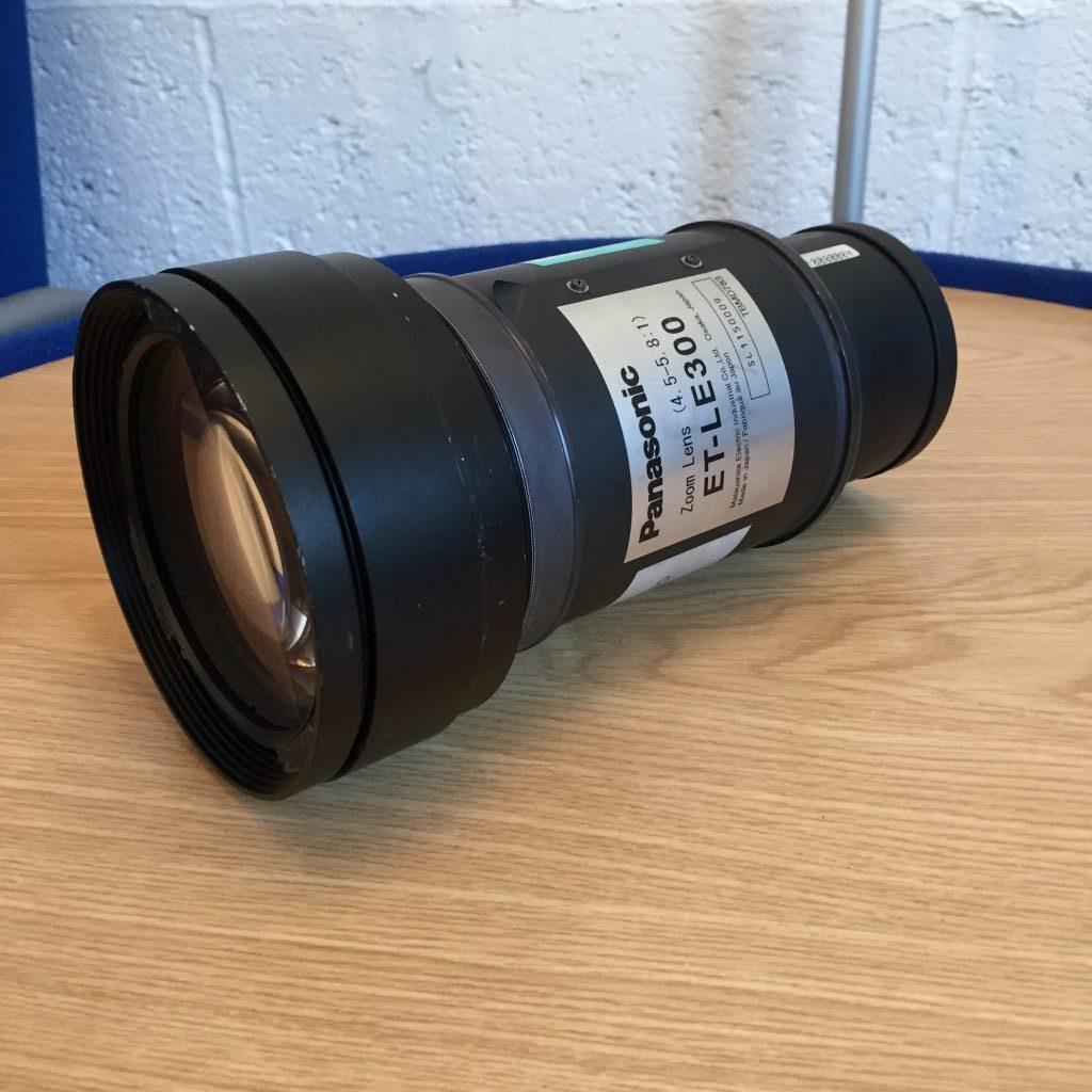 Panasonic LE300 4.5-5.8:1 Lens