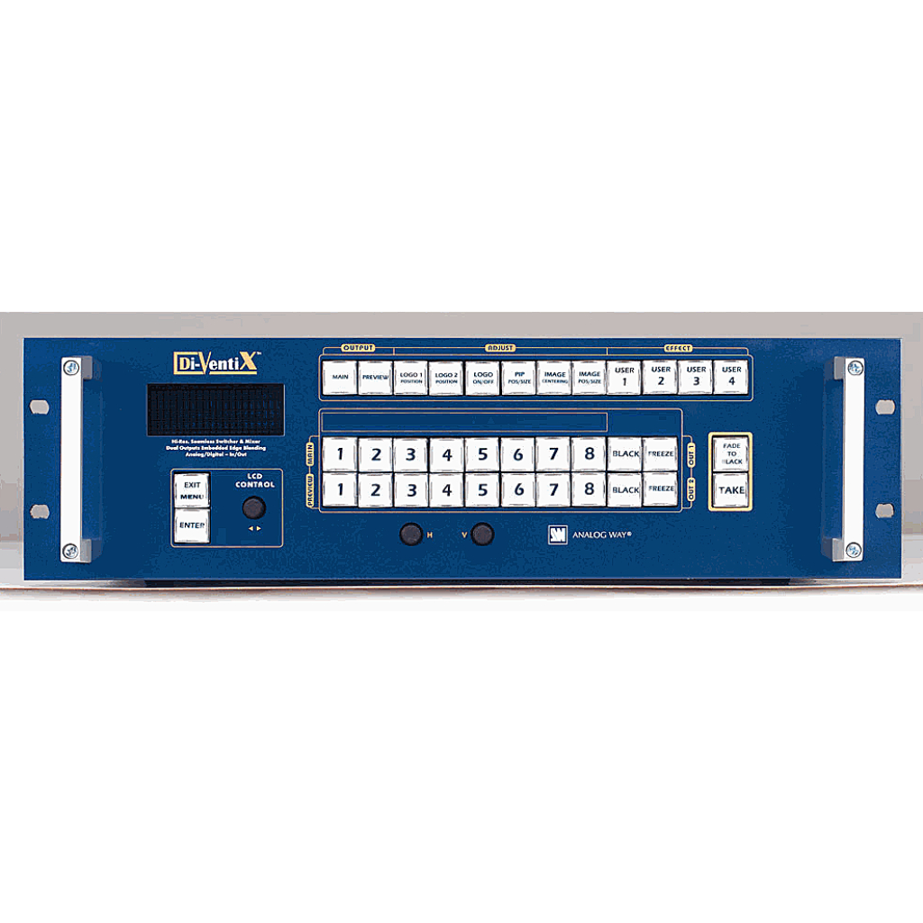 Analog Way DI-Ventix DVX8022