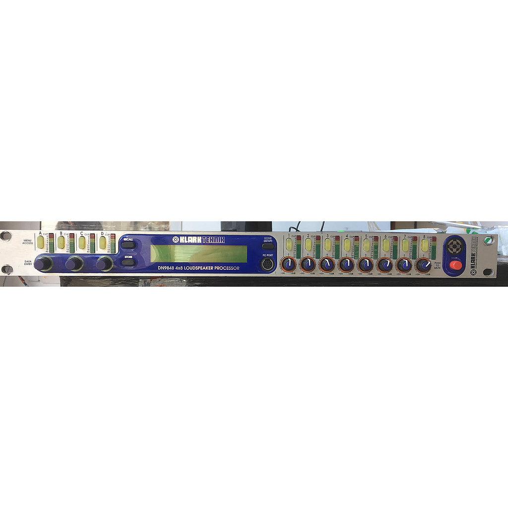 Klark Teknik DN9848 Loudspeaker Processor