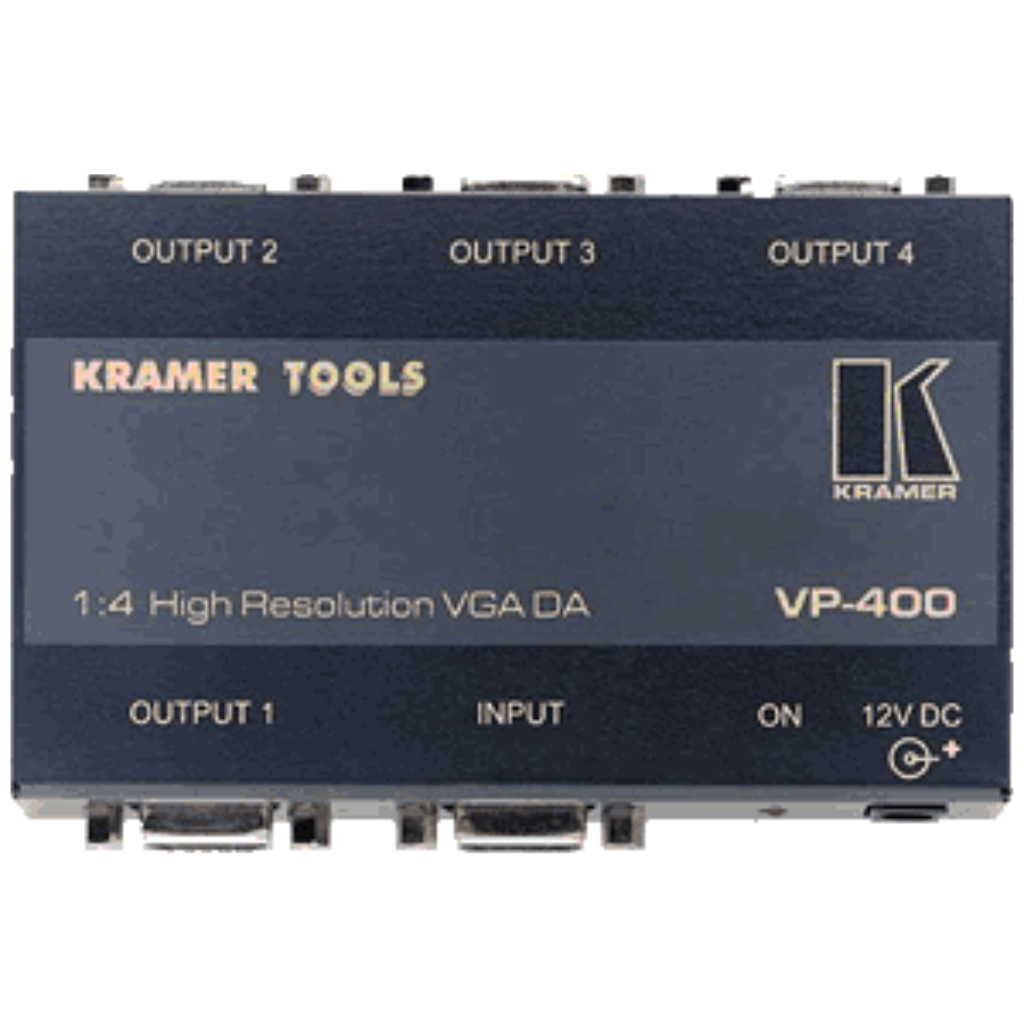 Kramer VP-400 (missing power supply)