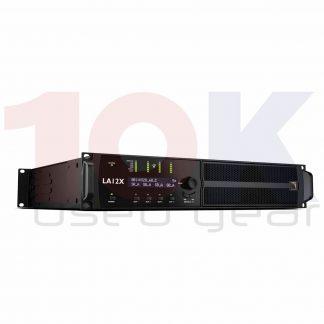 L-Acoustics LA12X amplified controller
