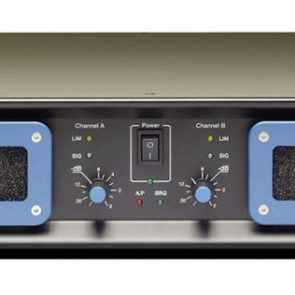 MC2 Audio T-Series Amplifiers