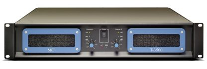 MC2 Audio T-Series Amplifiers