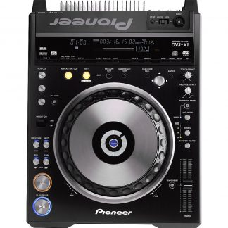 Pioneer DVJ-X1 DVD Video Deck