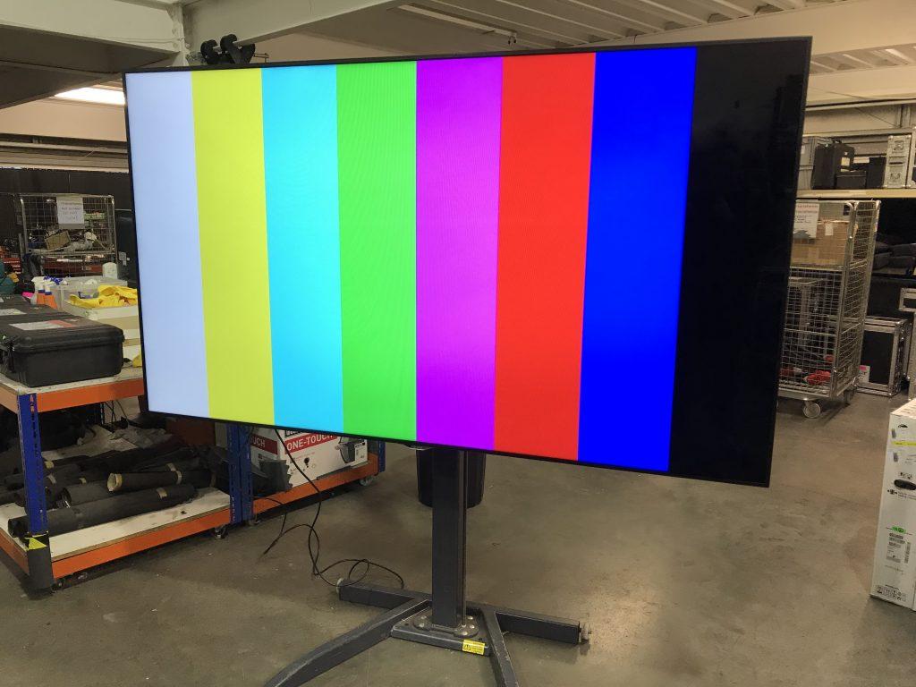 """Samsung 95ME 95"""" FHD LCD Screen"""