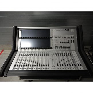 Used - Soundcraft Vi1 Audio Mixers - (Surface Only)