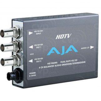 AJA HD10 Audio Embedder/Disembedder