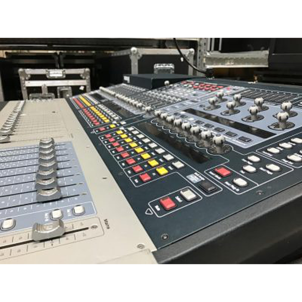 Avid SC48 Mixer/Remote Stagebox System