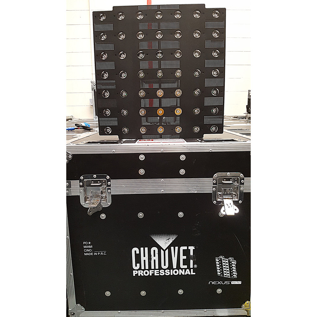 Chauvet – Nexus 7×7 LED Panels System