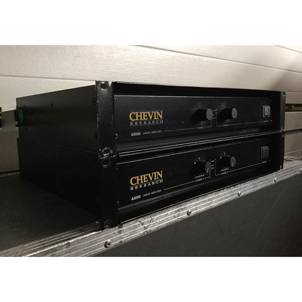 Chevin A3000 Amplifier