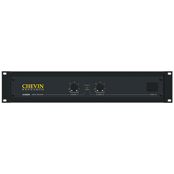Chevin A3000 Power Amplifier