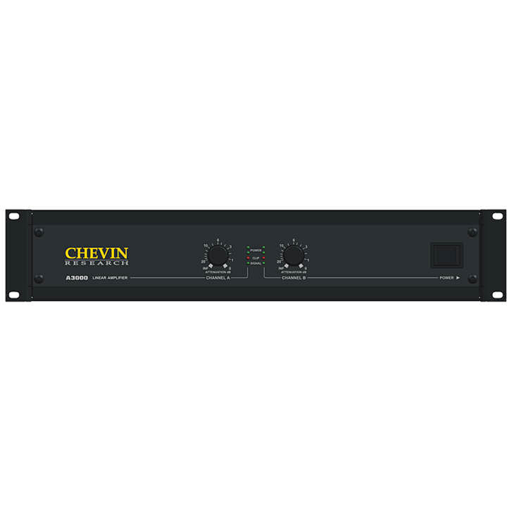 Chevin A3000 Power Amplifier