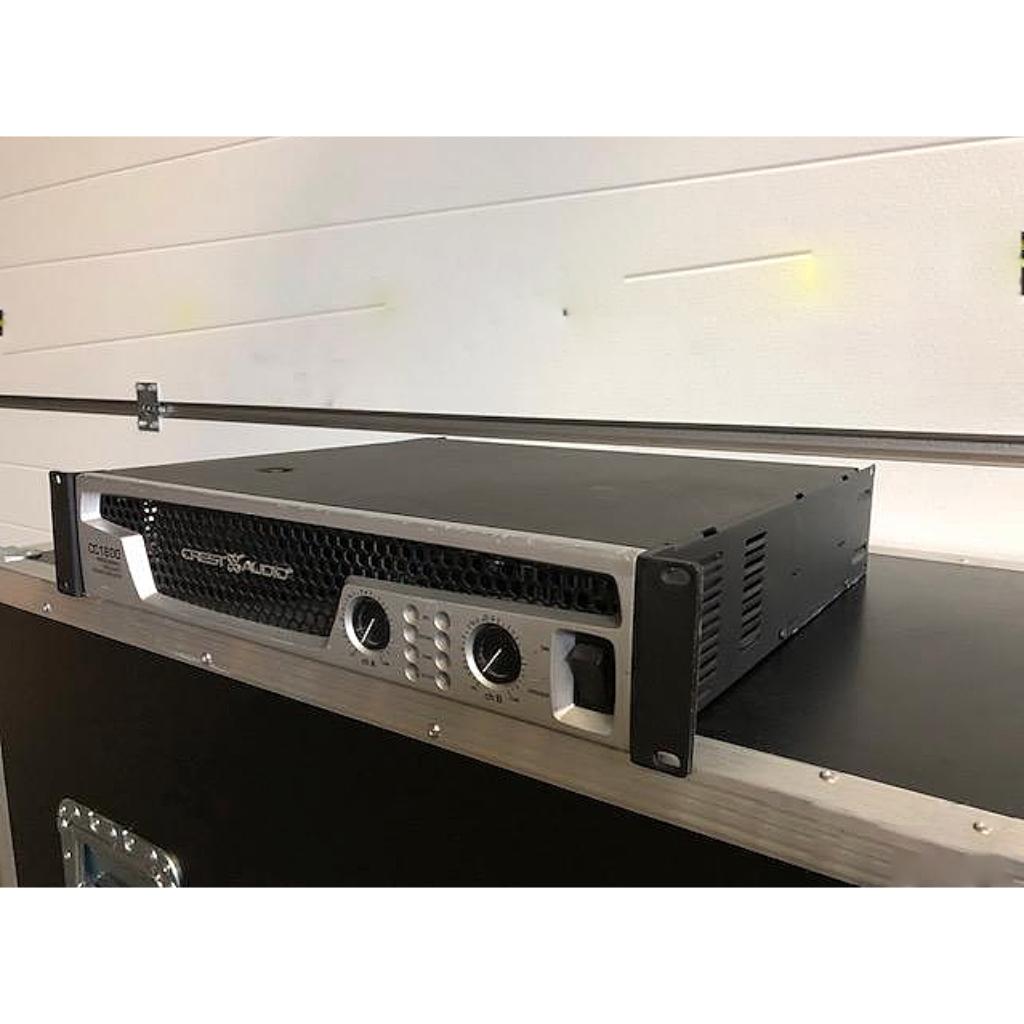 Crest CC 1800 Power Amplifier