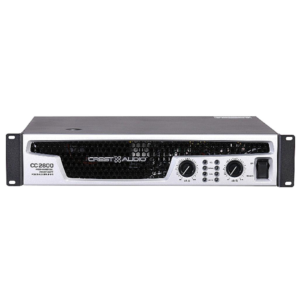 Crest CC Series Amplifiers