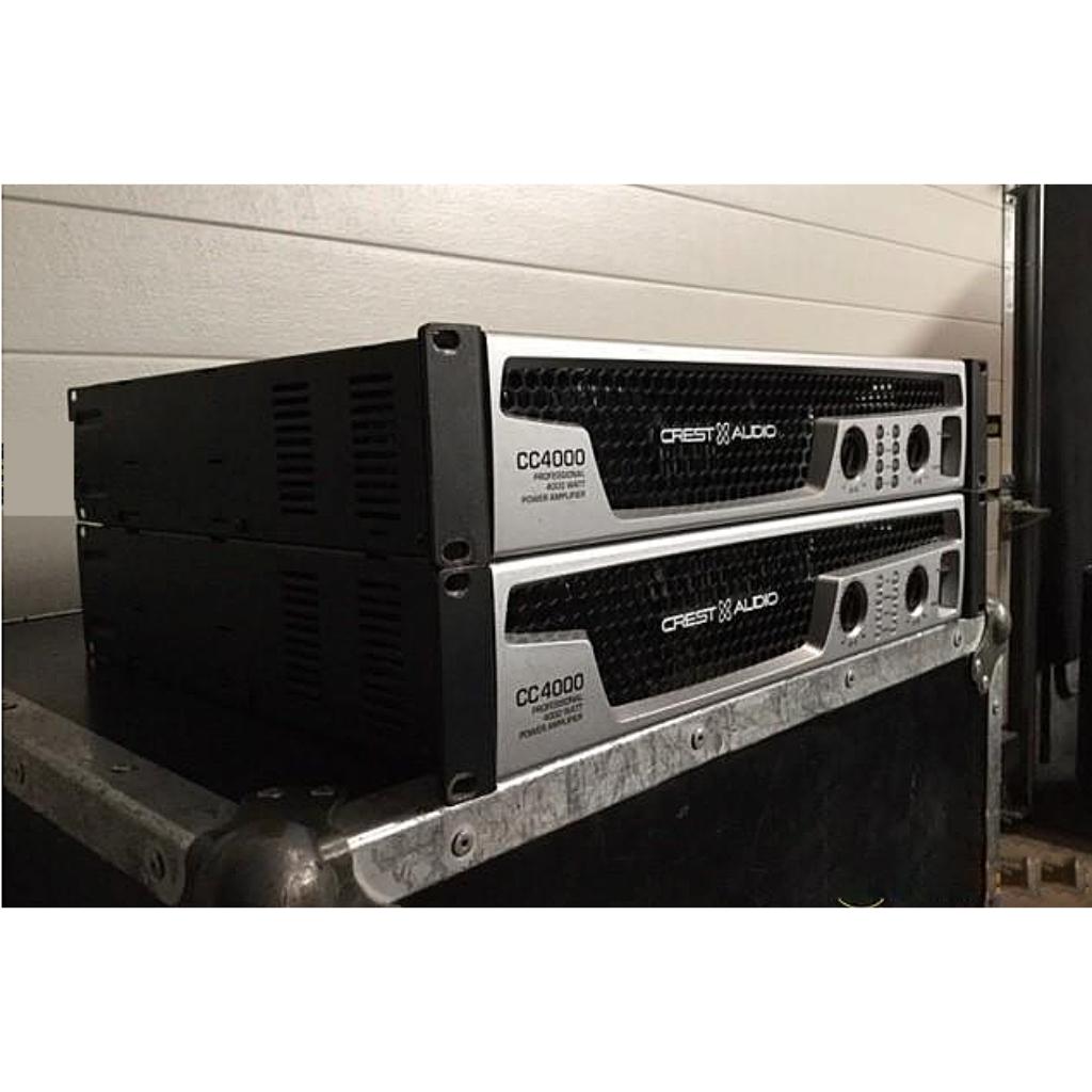 crest cc4000 10kused rh 10kused com User 1C V8 2 Crest CC4000 Specs