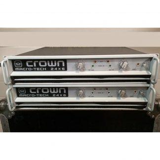 Crown MA24x6 Amplifier