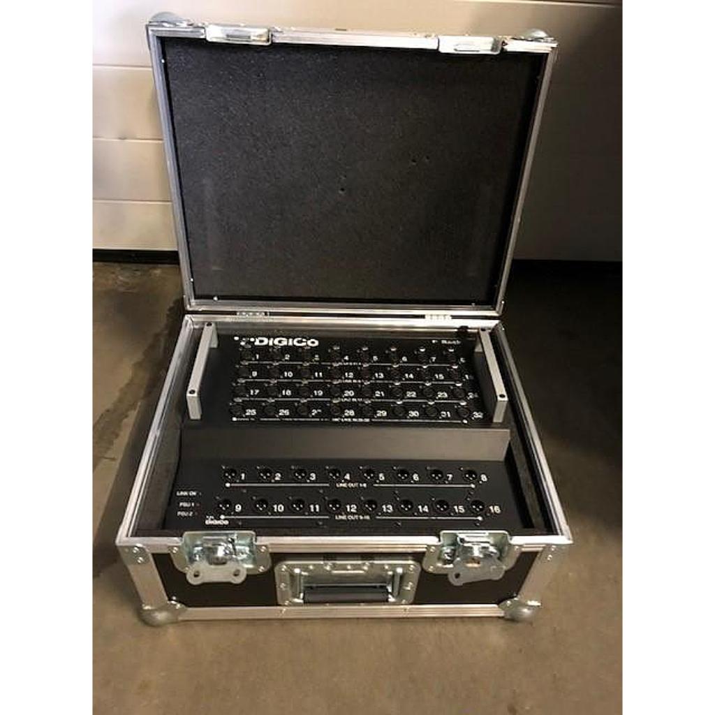 DiGiCo SD11 Mixer & D-Rack set