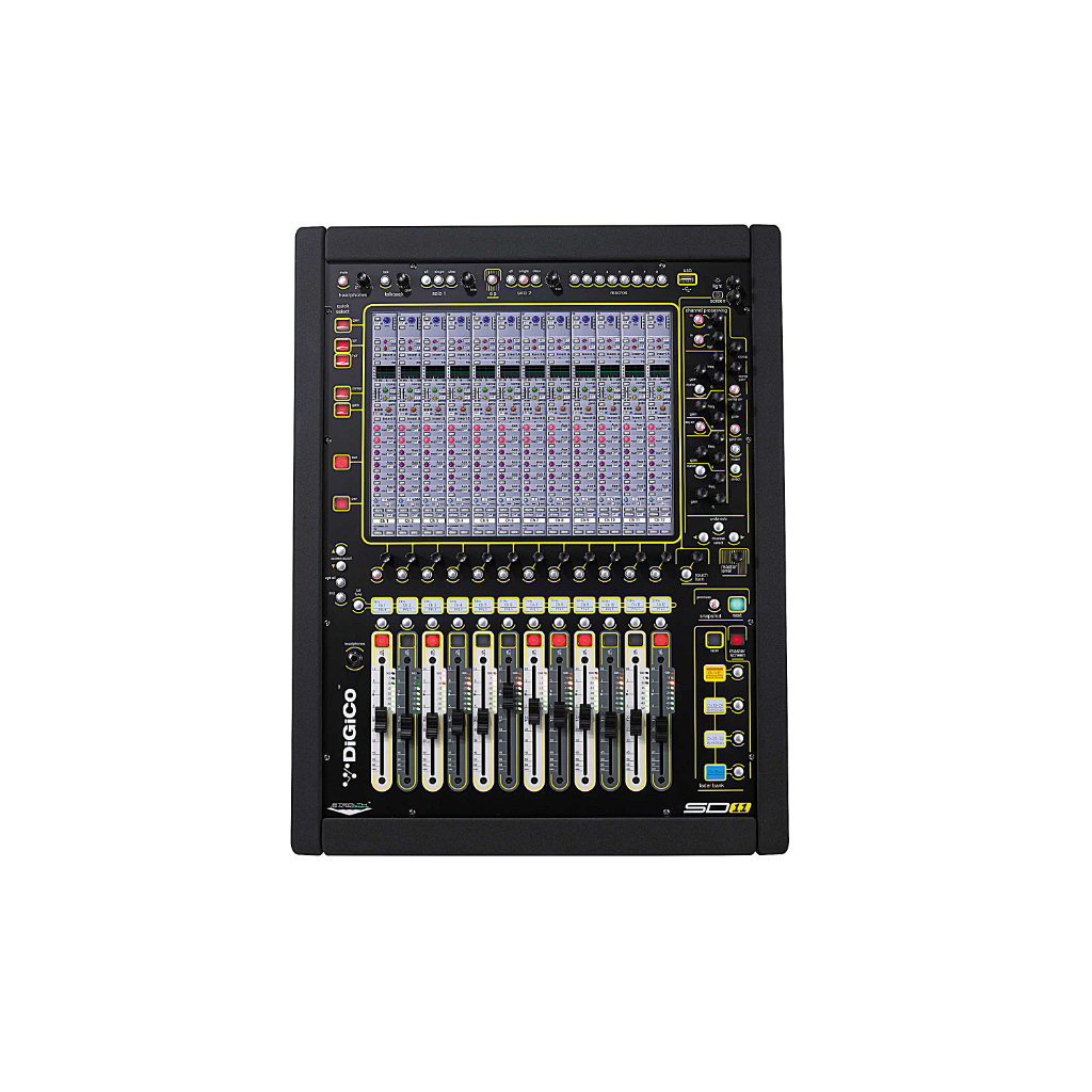 DiGiCo – SD11i Digital Mixer