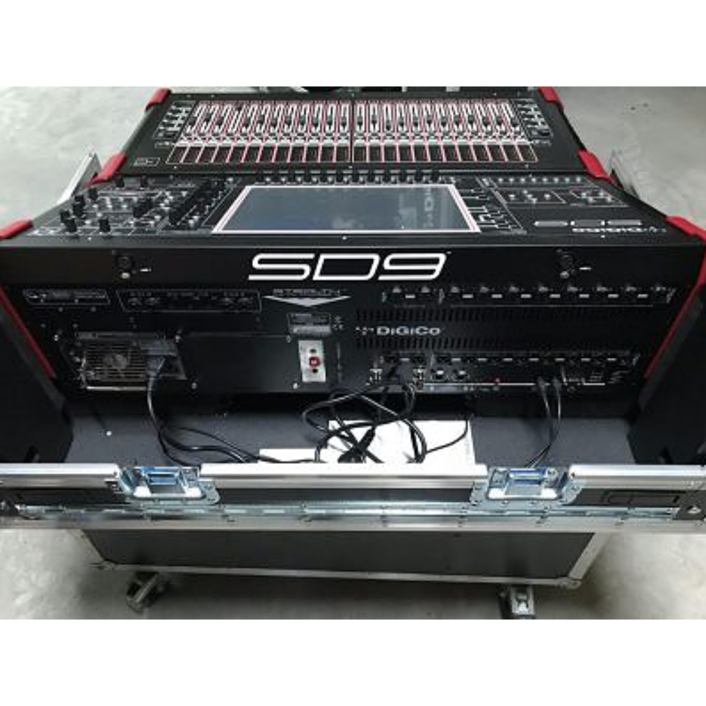 digico sd9 digital mixer buy now from 10kused. Black Bedroom Furniture Sets. Home Design Ideas