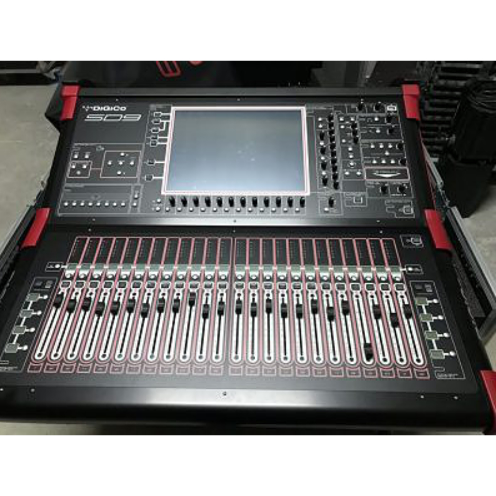 Digico SD9 Digital Mixer