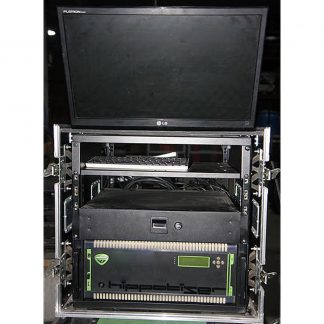 Used Green Hippo Hippotizer HD Media Server