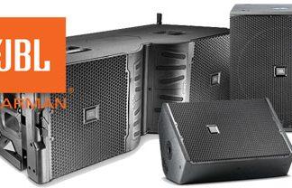 JBL VTX V Series Speakers