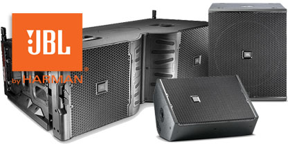 JBL VTX V Series Speakers