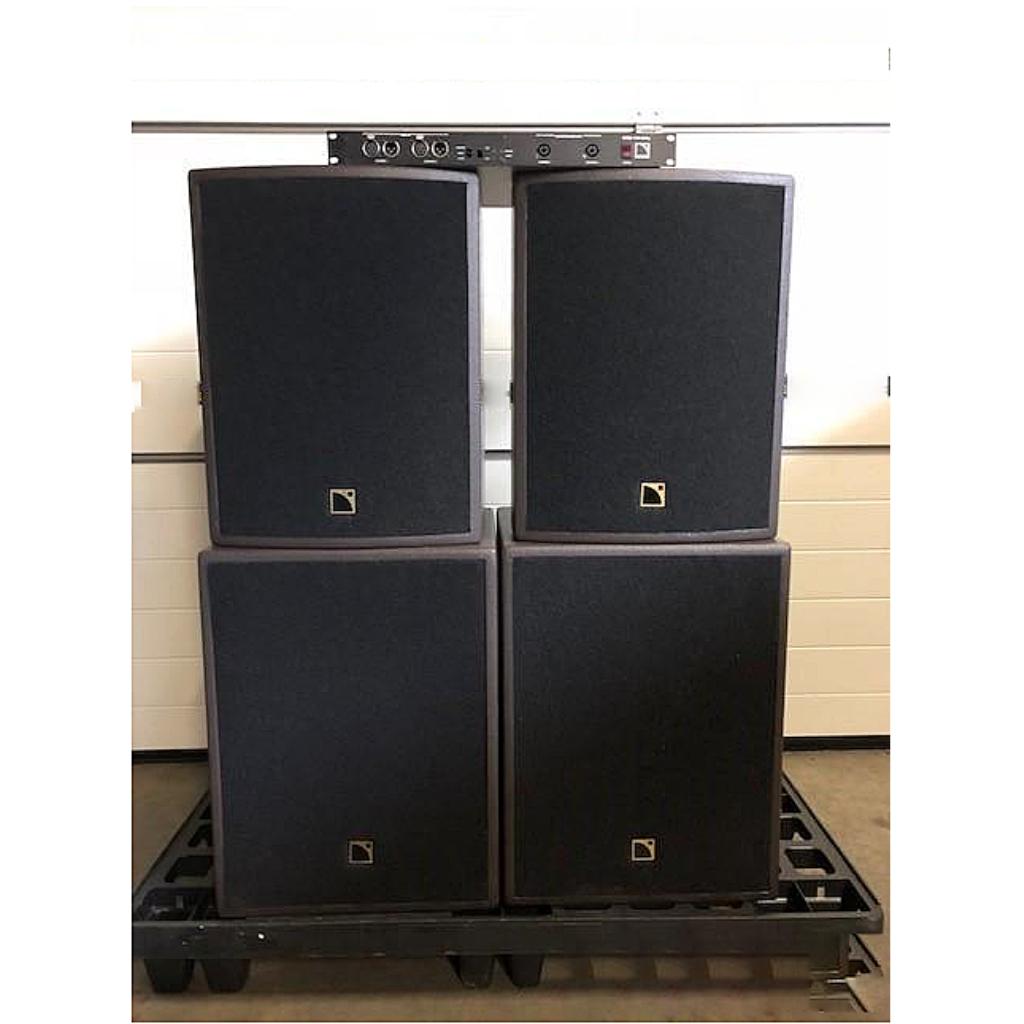 L'Acoustics MTD112b-SB115 Set