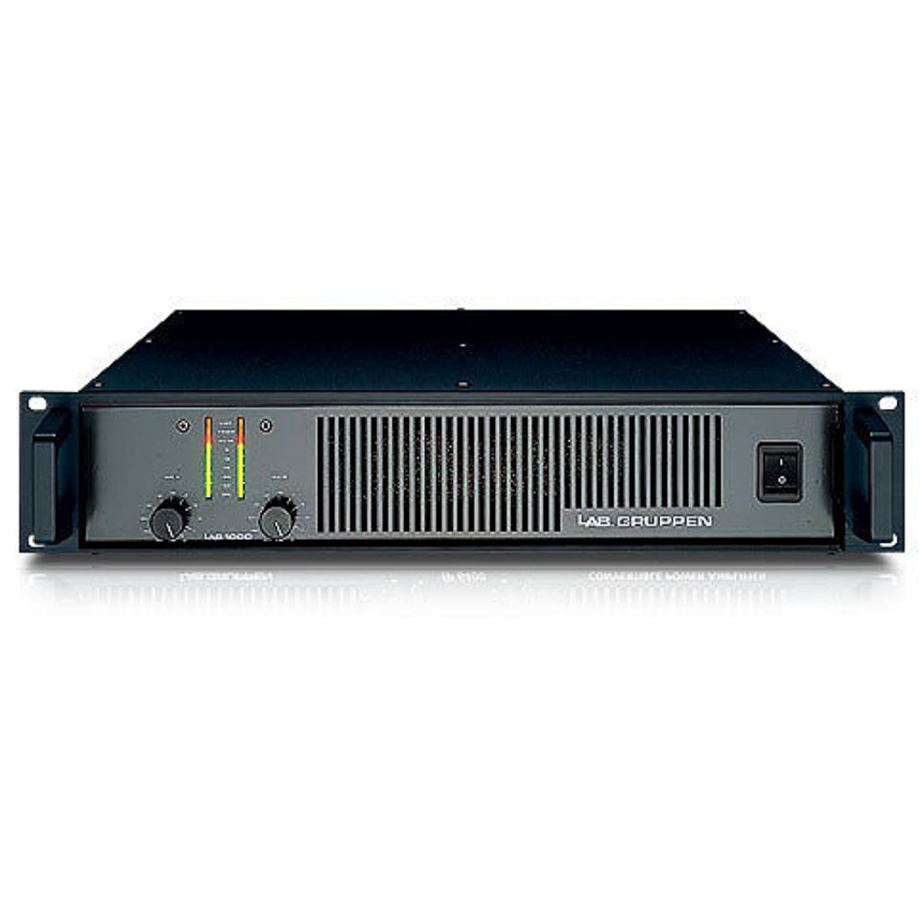 Lab Gruppen 1000 Amplifier