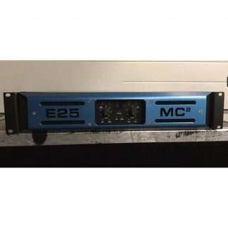 MC2 Audio E25 Amplifier