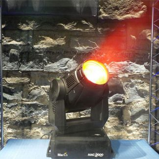 Martin Mac 2000 Performance I E Lighting Fixture