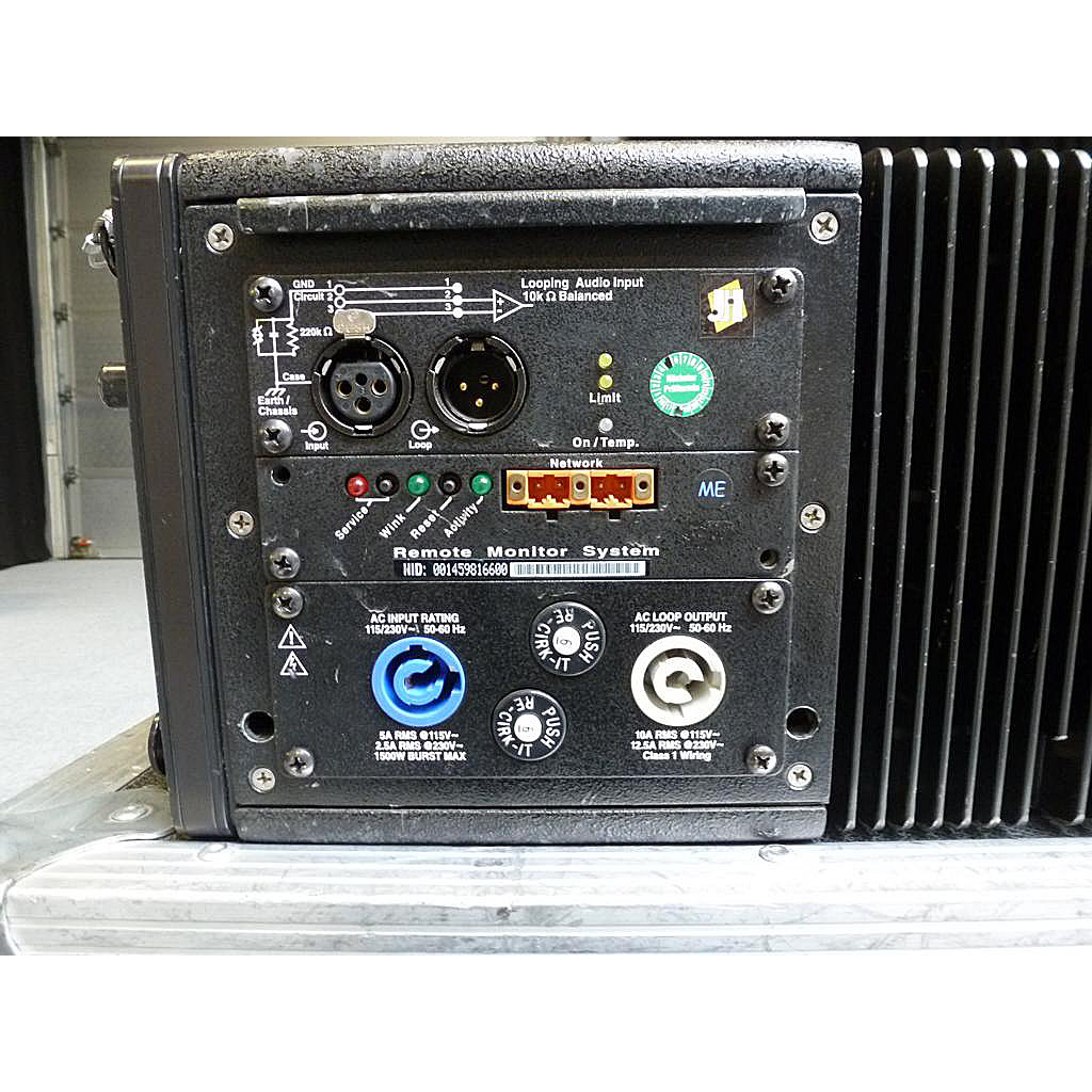 Meyer Sound M'elodie Loudspeaker Complete System