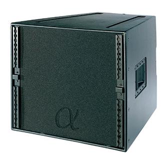 Used Nexo Alpha M8 Mid High Packs Loudspeaker System