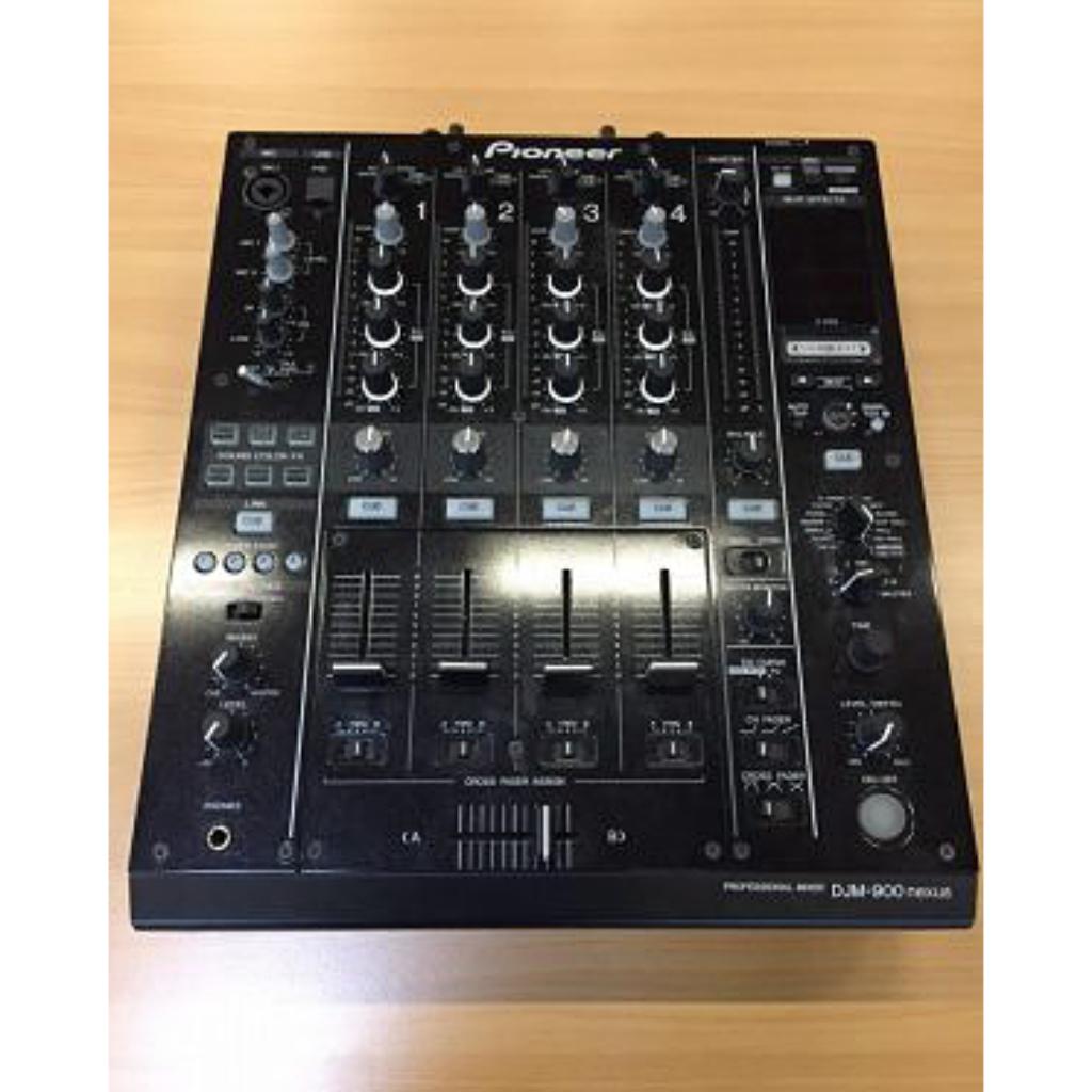 Pioneer Djm 900 Nexus Dj Mixer Buy Now From 10kused