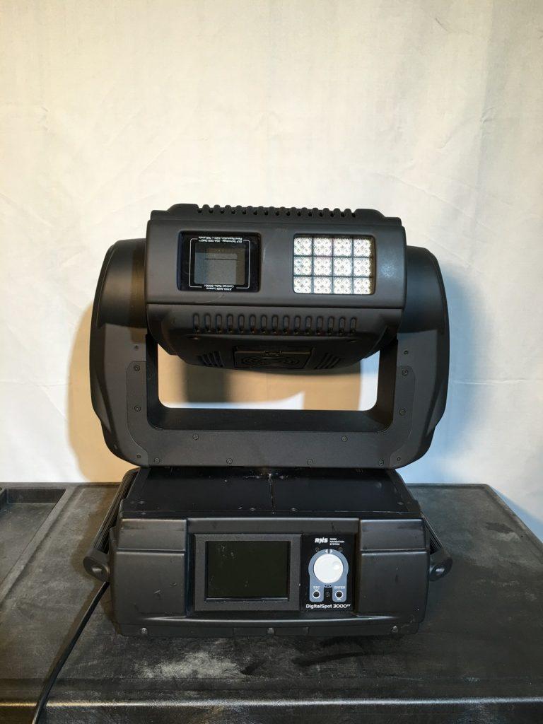 Robe Digital Spot 3000 DT