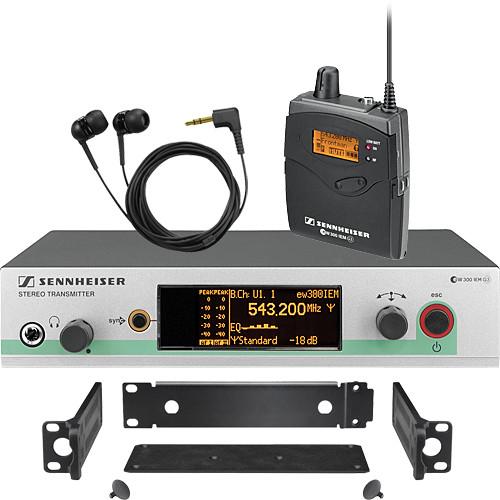 Sennheiser EW300 G3 IEM System