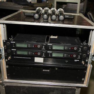 Shure SLX 4E R5 Wireless Receiver