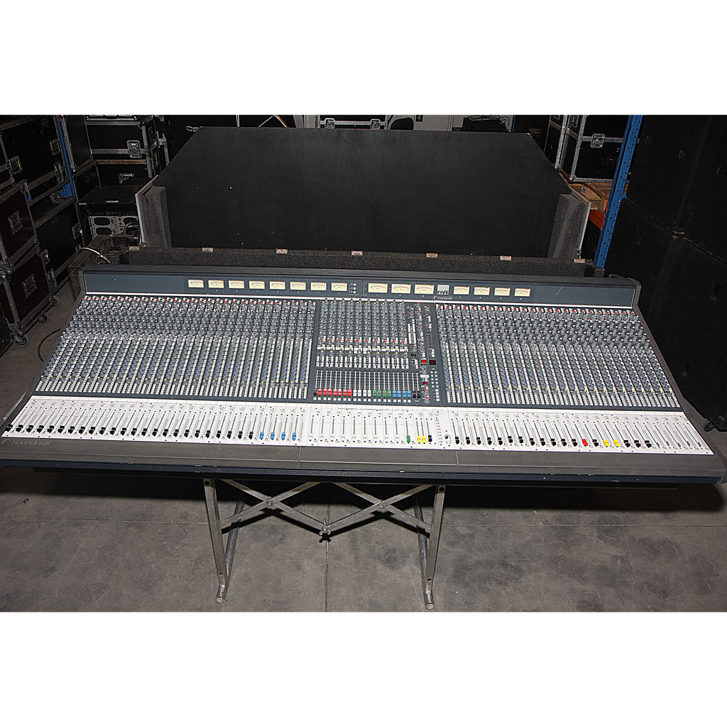 Soundcraft MH3 + Twin PSU Mixer
