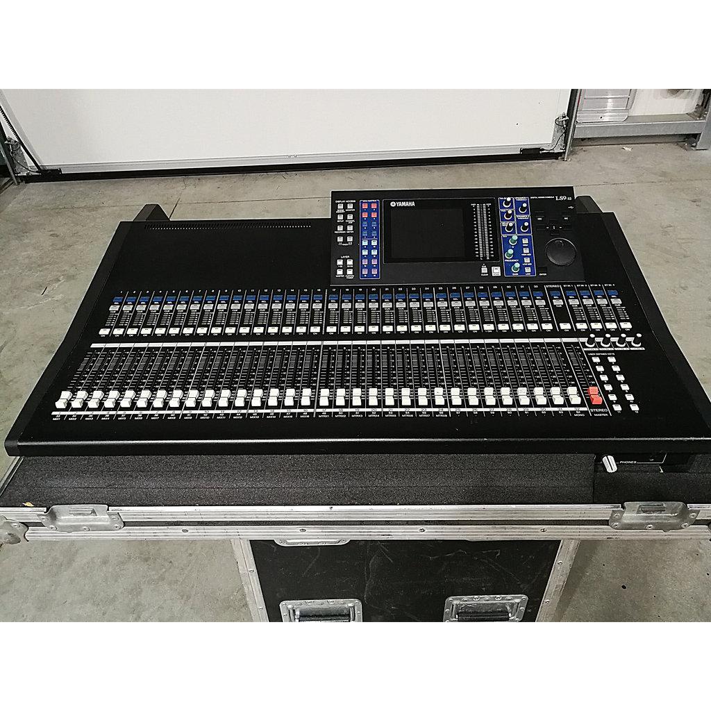 Yamaha LS9 Mixing Console