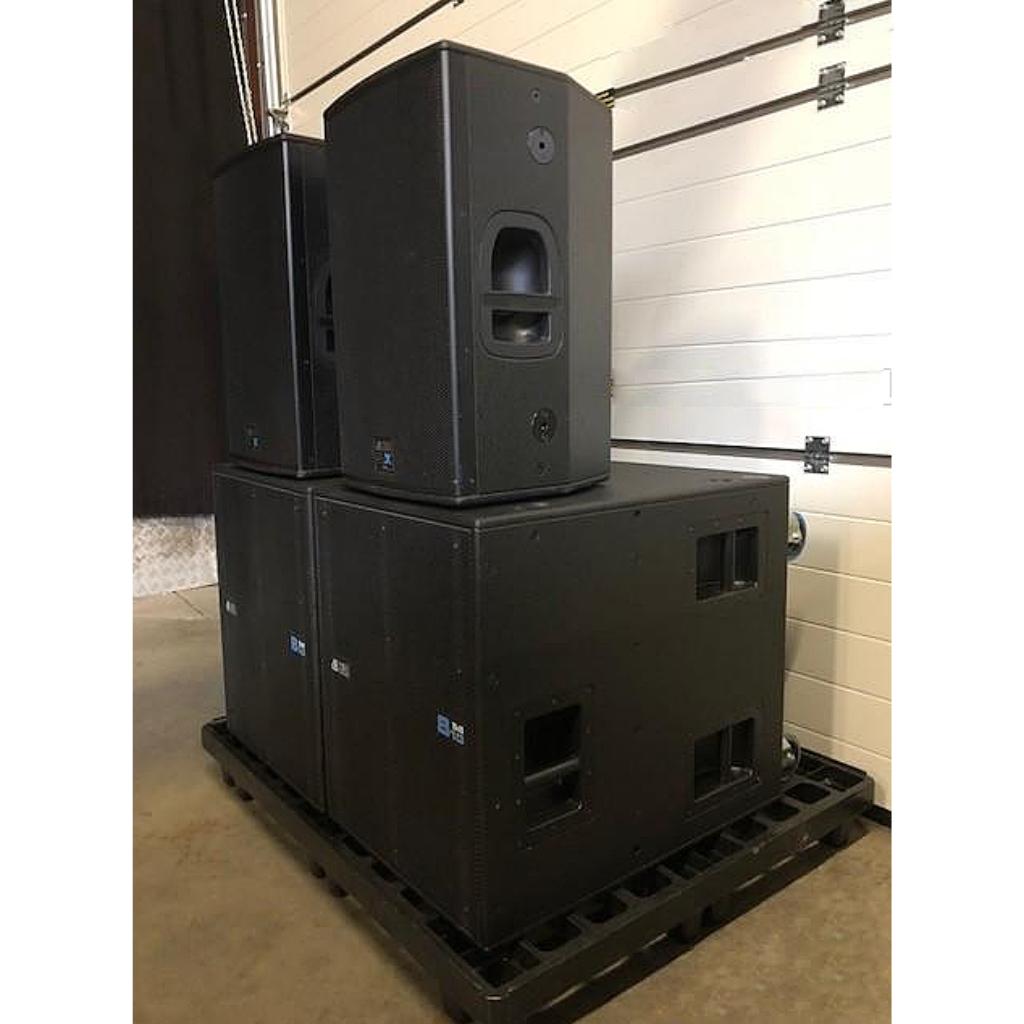 dBTechnologies - D12HP - S10 Set